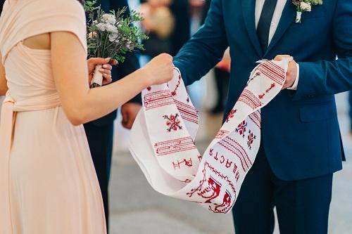 Serviette de bain personnalisée mariage un cadeau original à offrir