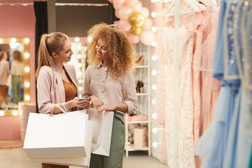 une boutique en ligne mode femme